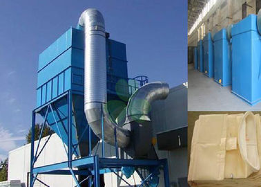 Chiny Heavy Duty Baghouse Dust Collector / Drill Dust Collector Nowy stan dystrybutor